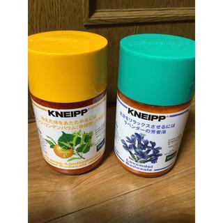 Kneipp - クナイプ バスソルト ラベンダー & オレンジ・リンデンバウム