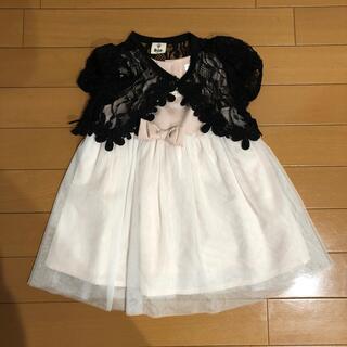 ヒロミチナカノ(HIROMICHI NAKANO)のヒロミチナカノベビー ドレス 90cm(ドレス/フォーマル)