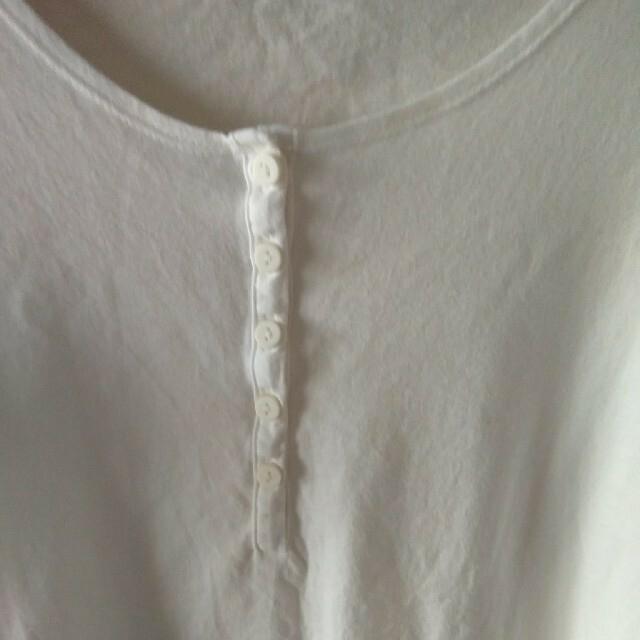 antiqua(アンティカ)のアンティカ⭐七分ティシャツ レディースのトップス(Tシャツ(長袖/七分))の商品写真
