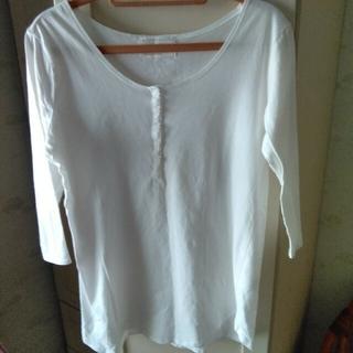 antiqua - アンティカ⭐七分ティシャツ