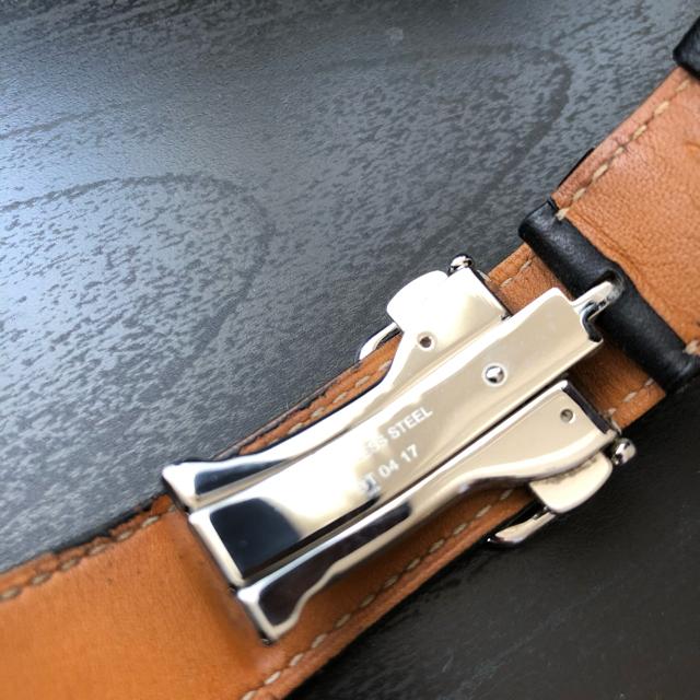 Apple Watch(アップルウォッチ)のエルメスApple Watch  42mm 44mm 対応ベルト メンズの時計(レザーベルト)の商品写真