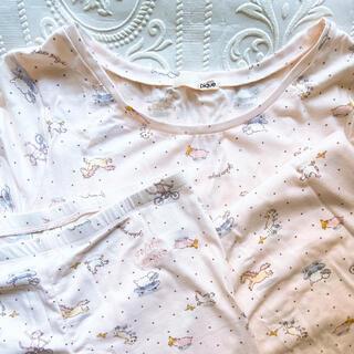 gelato pique - ❤︎新品ジェラートピケ❤︎ パジャマ  ルームウェア  上下セット おうち時間