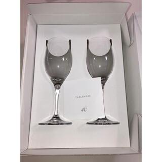 4℃ - 4℃  ワイングラス