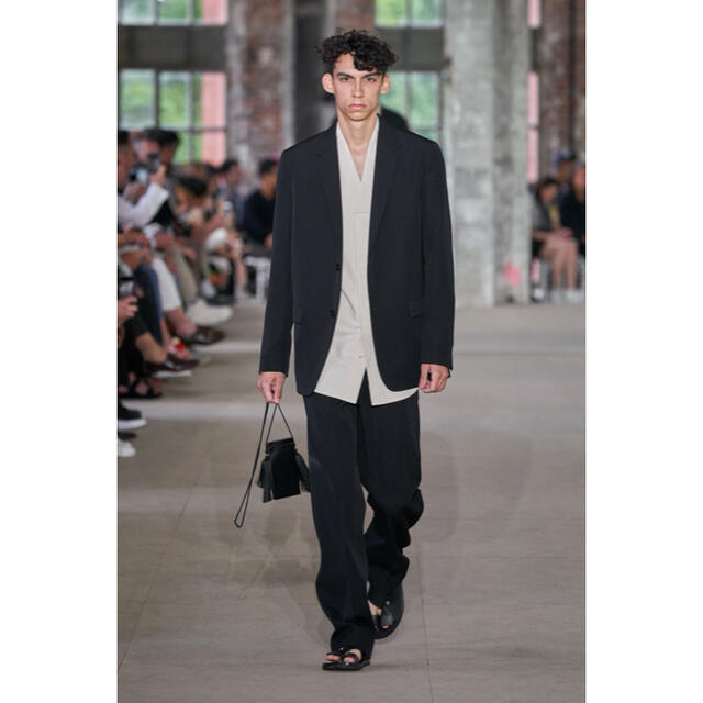 Jil Sander(ジルサンダー)のJILSANDER20SS セットアップパンツ メンズのパンツ(スラックス)の商品写真