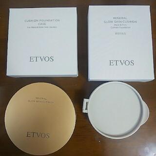 ETVOS - エトヴォス ミネラルグロウスキンクッション