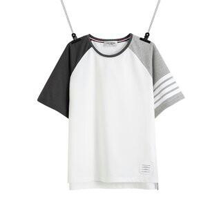 トムブラウン(THOM BROWNE)の21SS 新品  Thom Browne A-411024(Tシャツ/カットソー(半袖/袖なし))