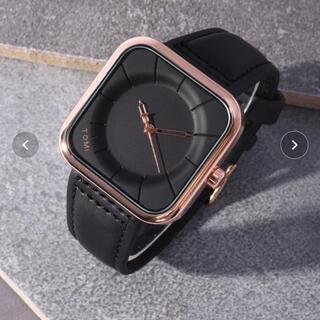 ザラ(ZARA)のPU レバーベルトウォッチ(腕時計)