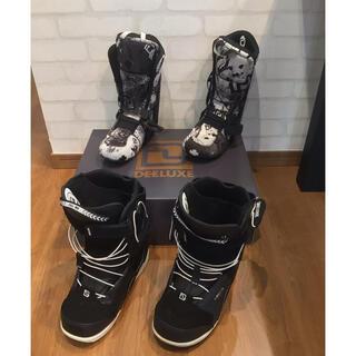 ディーラックス(DEELUXE)のDEELUXE ブーツ ID5.2(ブーツ)