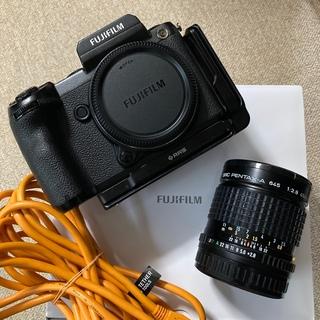 富士フイルム - FUJIFILM GFX 50S + 標準ズーム+RRS Lブラケット+USB