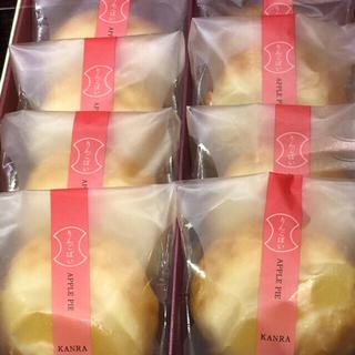 髙島屋 - 銘菓 銀座甘楽 りんごパイ🍎 箱なし お試し お菓子詰め合わせ