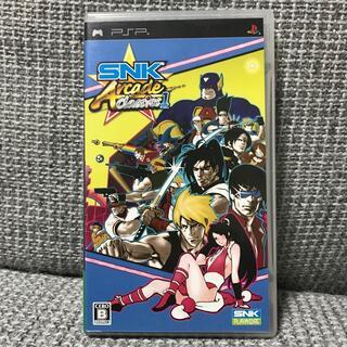 SNK - PSPソフト SNKアーケードクラシックス
