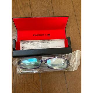 ジンズ(JINS)のエヴァンゲリオン  JINS コラボ メガネ 限定品 碇シンジ モデル(サングラス/メガネ)