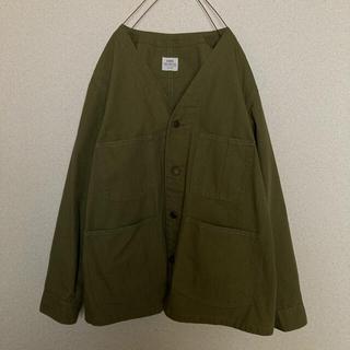 coen - coen カバーオールジャケット