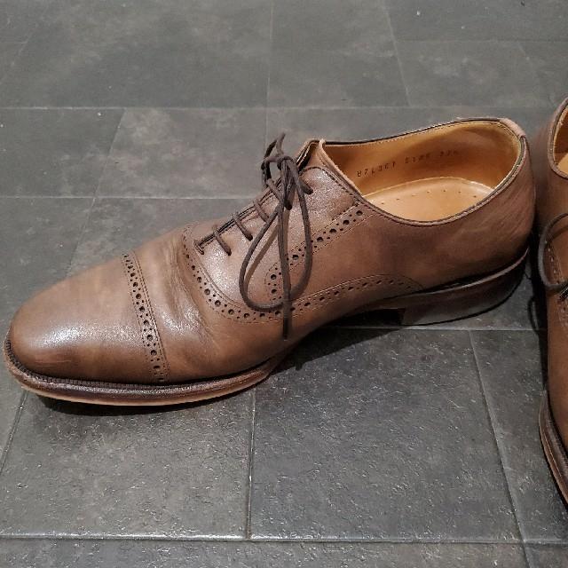 REGAL(リーガル)の【REGAL】リーガルビジネスシューズ・23.5 メンズの靴/シューズ(ドレス/ビジネス)の商品写真