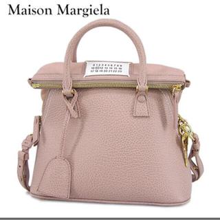Maison Martin Margiela - 極美品 メゾンマルジェラ/Maison Margiela  5acバッグ