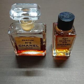 CHANEL - シャネル 香水  香水瓶 No.5