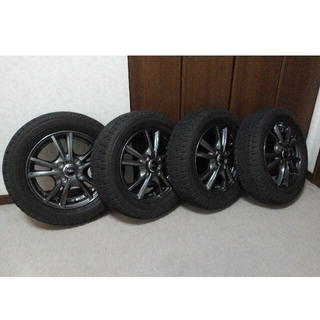 Goodyear - GOOD YEAR ICE NAVI ZEAスタッドレス155 /65R13