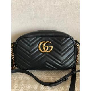 Gucci - GUCCI ✴︎GGマーモット ショルダーバッグ