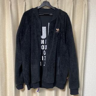 アディダス(adidas)のadidas originals Hu boa jacket 2XL(スタジャン)
