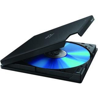 パイオニア(Pioneer)のPioneerパイオニア外付けブルーレイドライブブラック BDR-XD07LE(PC周辺機器)