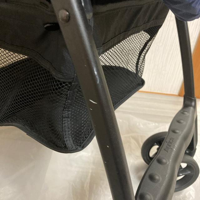 Aprica(アップリカ)のAprica カルーンエアーAB ベビーカー キッズ/ベビー/マタニティの外出/移動用品(ベビーカー/バギー)の商品写真