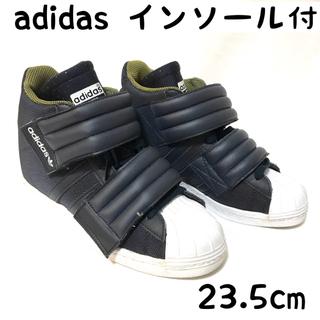 adidas - adidas アディダス ベルクロ ハイカット インソール付 23.5cm