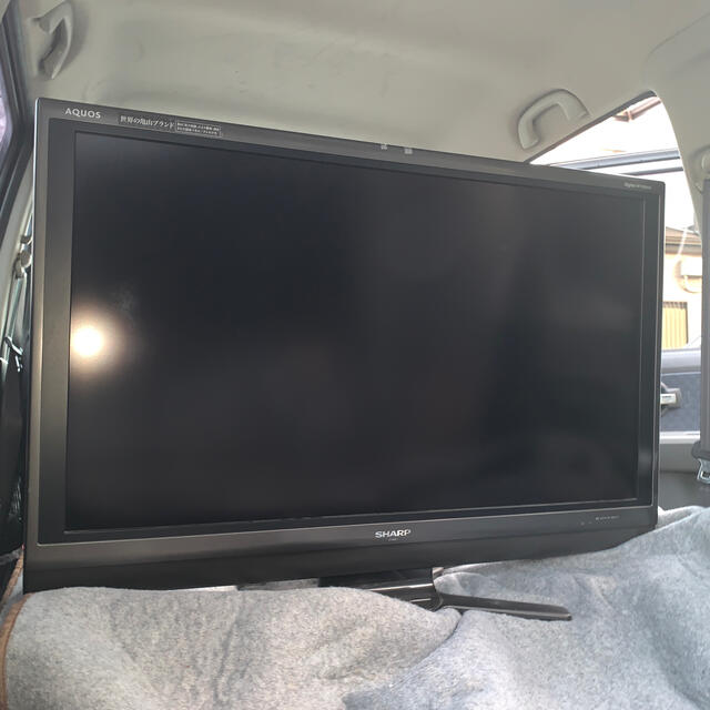 AQUOS(アクオス)の世界の亀山ブランド SHARP AQUOS LC-40AE7 スマホ/家電/カメラのテレビ/映像機器(テレビ)の商品写真