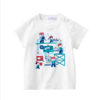 familiar - 未開封未使用 ファミリア Tシャツ 120