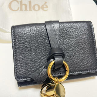 Chloe - Chloe アルファベット 三つ折り財布