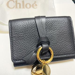 クロエ(Chloe)のChloe アルファベット 三つ折り財布(折り財布)