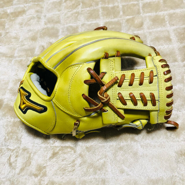 MIZUNO(ミズノ)のミズノプロ グローブ 軟式内野手 スポーツ/アウトドアの野球(グローブ)の商品写真