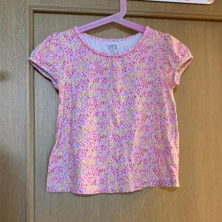 UNIQLO - 英・リバティ×ユニクロ 110シャツ