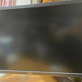 エイサー(Acer)のacer 4kモニター 27インチ(ディスプレイ)