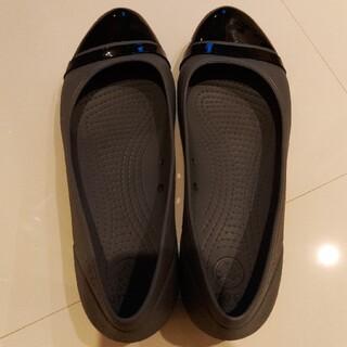 crocs - crocs クロックス パンプス w9