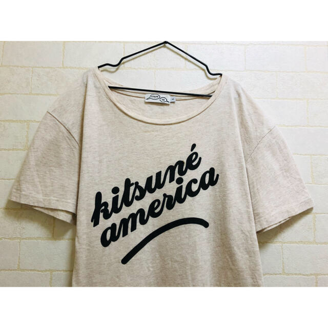 MAISON KITSUNE'(メゾンキツネ)の★MAISON KITSUNE★Tシャツ メンズのトップス(Tシャツ/カットソー(半袖/袖なし))の商品写真