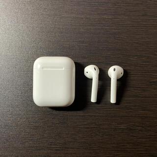 Apple - airpods 第二世代 純正