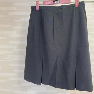 ニッセン - スカート ネイビー