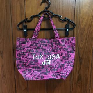 リズリサ(LIZ LISA)のLIZ LISA リズ リサ 男女兼用 トートバック 新品•未使用品(トートバッグ)