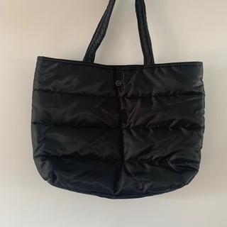 マリークワント(MARY QUANT)のマリークワント ナイロンバッグ トートバッグ ブラック 黒(トートバッグ)