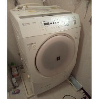 SHARP - ドラム式洗濯乾燥機(シャープ)