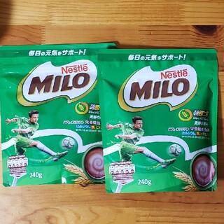 Nestle - ミロ 240g×2