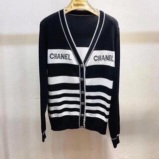 CHANEL - シャネルファッションカーディガン