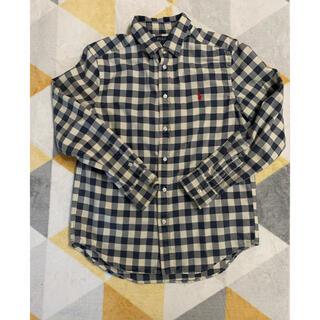 POLO RALPH LAUREN - ラルフローレン チェックシャツ 16
