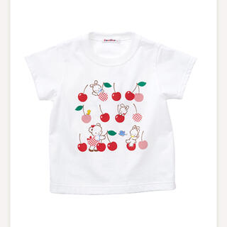 familiar - 新品 新作 おはなしTシャツ