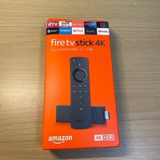 amazon fire tv stick 4K Alexa対応音声リモコン付属