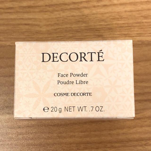 COSME DECORTE(コスメデコルテ)のコスメデコルテ フェイスパウダー #00 translucent リフィルなし コスメ/美容のベースメイク/化粧品(フェイスパウダー)の商品写真