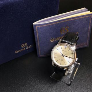 Grand Seiko - 【美品 稼働品】 グランドセイコー 腕時計 デイト GS 確実正規品 メンズ
