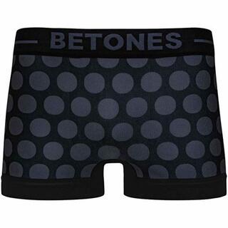 BETONES ビトーンズ【BUBBLE6】GRY ボクサーパンツ フリーサイズ(サーフィン)