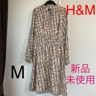 H&M - ロングワンピース h&m 新品未使用 タグ付き 激安