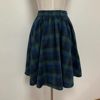 イーハイフンワールドギャラリー(E hyphen world gallery)のスカート(ひざ丈スカート)